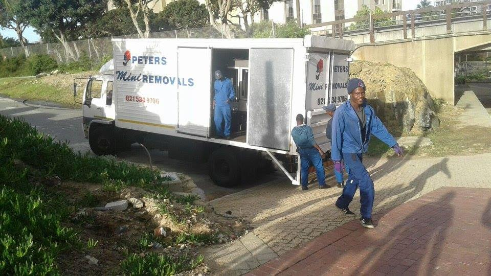removal companies cape town